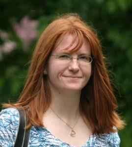 Portraitaufnahme von Claudia